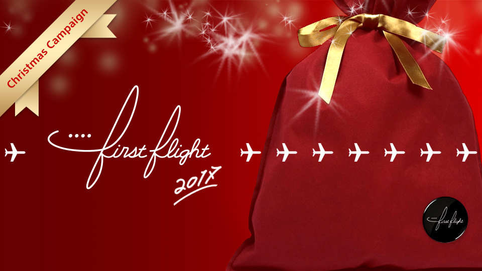 Christmas gift campaign first flight negle Image collections